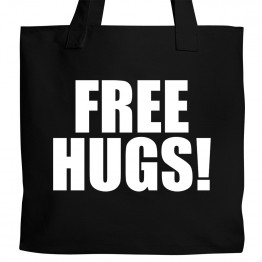 Free Hugs Tote