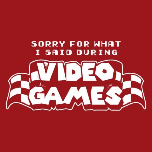 Gamer Apology