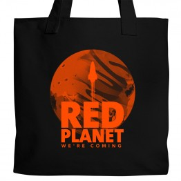 Red Planet Tote