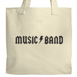 Music Band Tote
