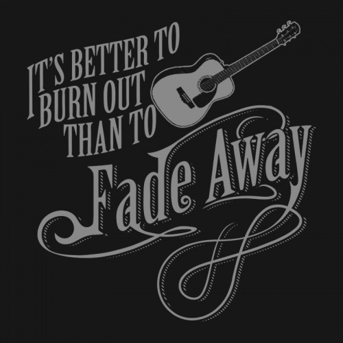 Neil Young Fade Away