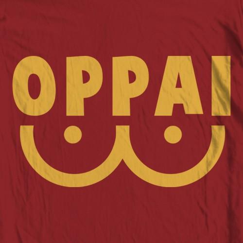 One-Punch Man OPPAI
