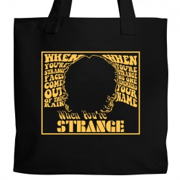 People Are Strange Tote