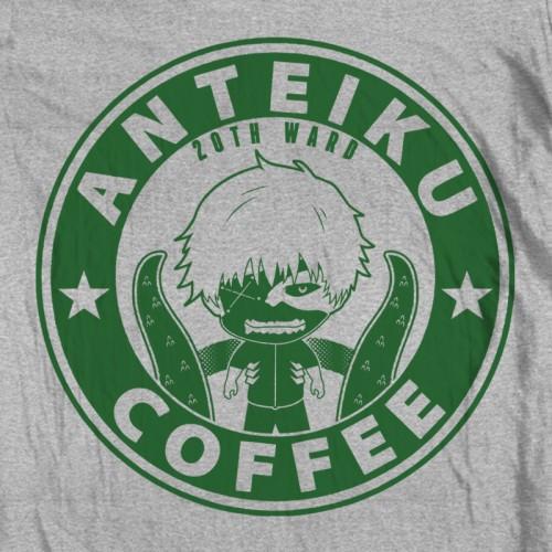 Tokyo Ghoul Coffee