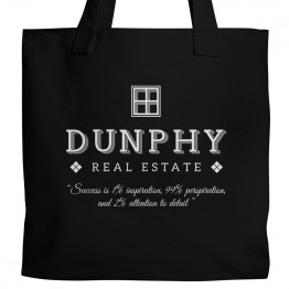 Dunphy Real Estate Tote
