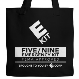 Mr. Robot E-Kit Tote