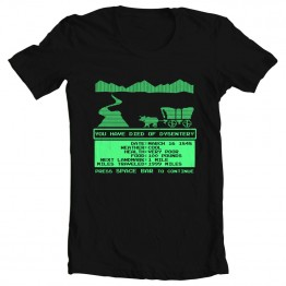 Oregon Trail Death