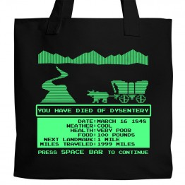 Oregon Trail Death Tote