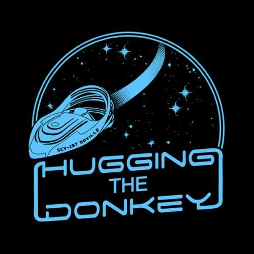 Hugging the Donkey