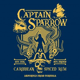 Captain Sparrow Rum