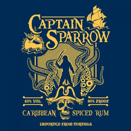 Captain Sparrow Rum