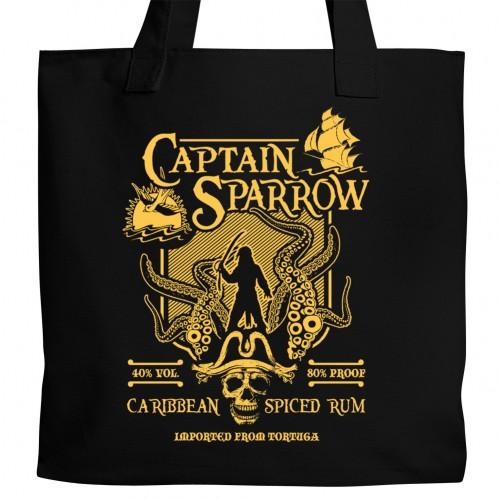 Captain Sparrow Rum Tote