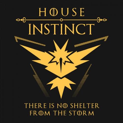 Pokemon Go House Instinct