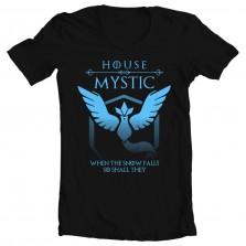Pokemon Go House Mystic