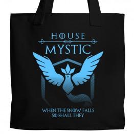 Pokemon Go House Mystic Tote