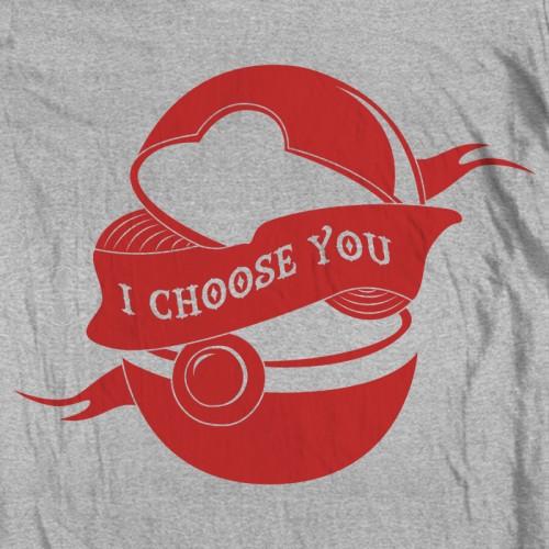 Pokemon Choose You