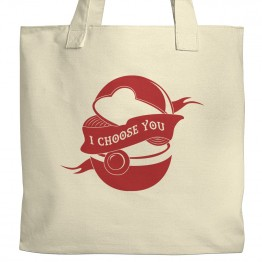Pokemon Choose You Tote