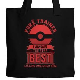 Pokemon Trainer Tote