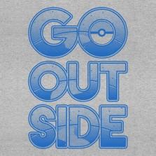 Pokemon GO OUTSIDE