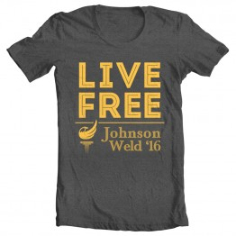 Gary Johnson Live Free