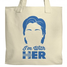 Hillary I'm With Her Tote