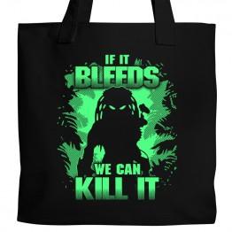 If It Bleeds Tote