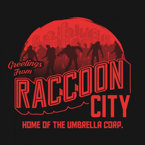 Greetings from Raccoon City