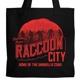 Raccoon City Tote