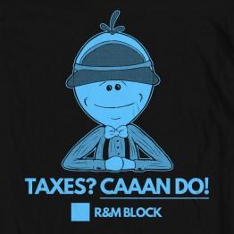 Meeseeks Taxes
