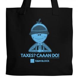 Meeseeks Taxes Tote