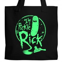 Pickle Rick Tote