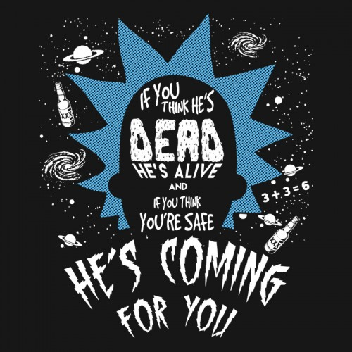 Rick is Coming