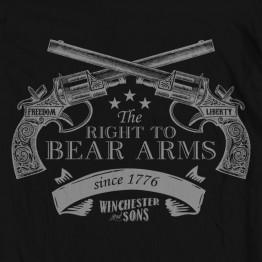W&S Bear Arms 1776