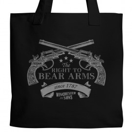 W&S Bear Arms 1776 Tote