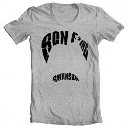 Ron Swanson Type