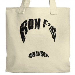 Ron Swanson Type Tote