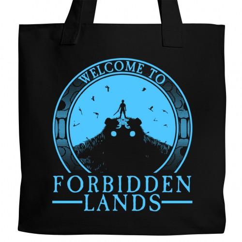 Forbidden Lands Tote