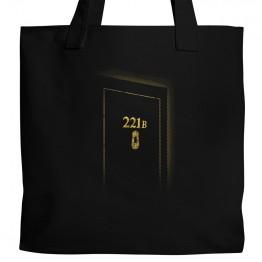 Sherlock 221B Tote