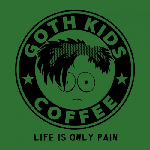 Goth Kids Coffee