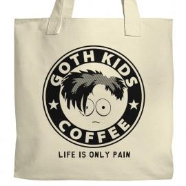Goth Kids Coffee Tote