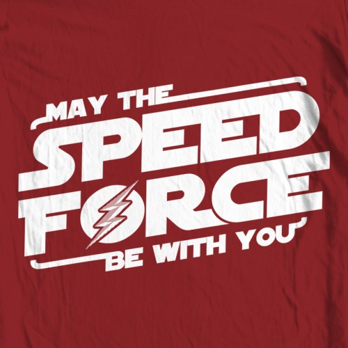 May the Speed Force