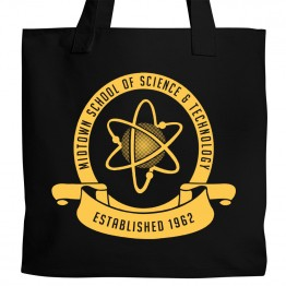 Spiderman Midtown School Tote