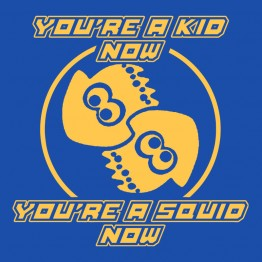 Splatoon Kid Squid