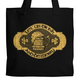 St. Paddy's Let's Drink Tote