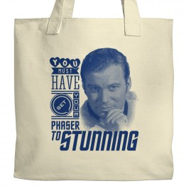 Phaser Set to Stunning Tote