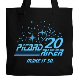 Picard Riker 2020 Tote