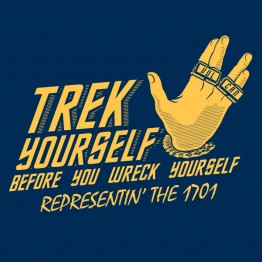 Trek Yourself
