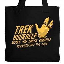 Trek Yourself Tote