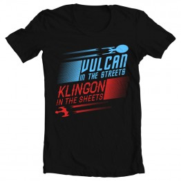 Vulcan / Klingon