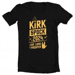 Kirk Spock 2024